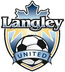 langley united youth sc logo