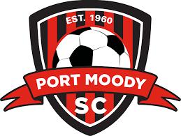 Port Moody SC logo